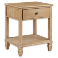 Madison Park Signature Victoria Nightstand in Light Natural