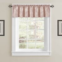 J. Queen New York™ Horizons Window Valance in Blush