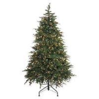 Northlight® 7.5-Foot Pre-Lit Hunter Fir Christmas Tree