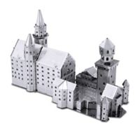 Fascinations Metal Earth 3D Neuschwanstein Castle Model Kit