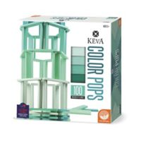 MindWare KEVA Color Pops in Teal