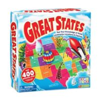 Game Zone Great States Board Game