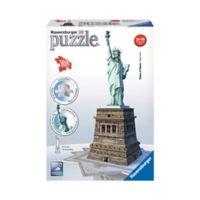 Ravensburger 108-Piece 3D Statue of Liberty Puzzle