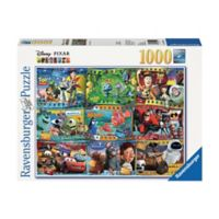 Ravensburger Disney Pixar Movies 1000-Piece Jigsaw Puzzle