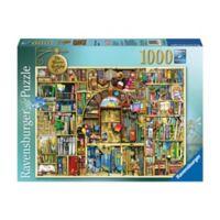 Ravensburger The Bizarre Bookshop No. 2 1000-Piece Jigsaw Puzzle