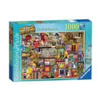 Ravensburger Colin Thompson The Craft Cupboard 1000-Piece Jigsaw Puzzle