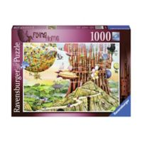 Ravensburger Colin Thompson Flying Home 1000-Piece Jigsaw Puzzle