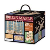 MindWare KEVA Maple - 200 Plank Set