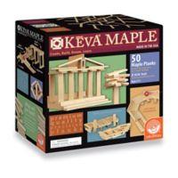 MindWare KEVA Maple 50-Piece Plank Set