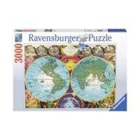 Ravensburger 3000-Piece Antique Map Puzzle