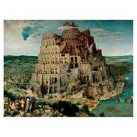 Ravensburger 5000-Piece The Tower of Babel Jigsaw Puzzle