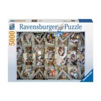 Ravensburger 5000-Piece Sistine Chapel Puzzle
