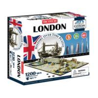 4D Cityscape Time London, England Puzzle