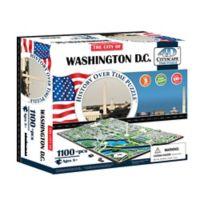 4D Cityscape Time Washington DC, USA Puzzle