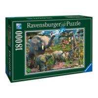 Ravensburger 18000-Piece At the Waterhole
