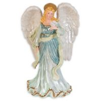 Fitz and Floyd® First Ladies Angel with Dove Figurine