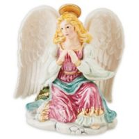 Fitz and Floyd® First Ladies Angel Praying Taper Candle Holder