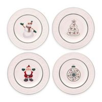 Pfaltzgraff® Winterberry Accent Plates (Set of 4)