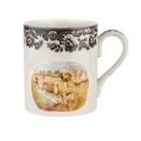 Spode® Woodland Yellow Labrador Mugs (Set of 4)