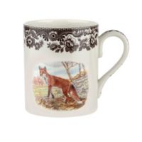 Spode® Woodland Red Fox Mugs (Set of 4)