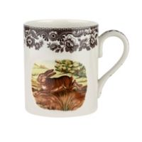 Spode® Woodland Rabbit Mugs (Set of 4)