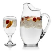 Libbey® Carolina 7-Piece Glass Entertainment Set
