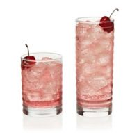 Libbey® Pueblo 16-Piece Glass Drinkware Set