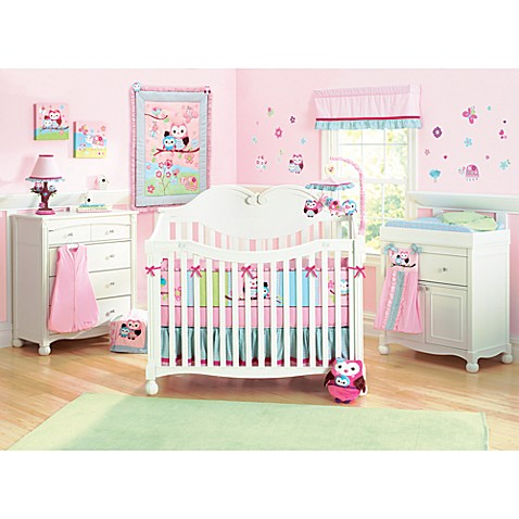Summer Infant Who Loves You Crib Bedding Collection Buybuy Baby