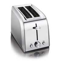 Krups® 2-Slice Toaster in Sliver