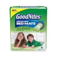 GoodNites Disposable 9-Pack Bed Mats