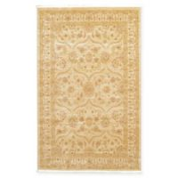 Unique Loom Tansy Heritage 5' X 8' Powerloomed Area Rug in Cream