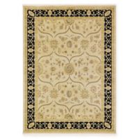 Unique Loom Tansy Heritage 7' X 10' Powerloomed Area Rug in Beige