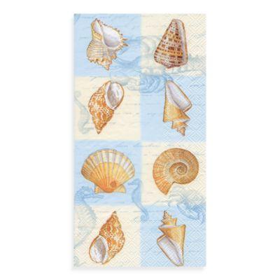 sounds of the sea guest paper napkins - Decorative Paper Napkins