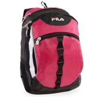 FILA Dome Backpack in Fuchsia