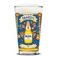 Luminarc Modelo Day Of The Dead Mariachi Pub Glass
