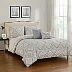 Nala 9-Piece King Comforter Set in Neutral