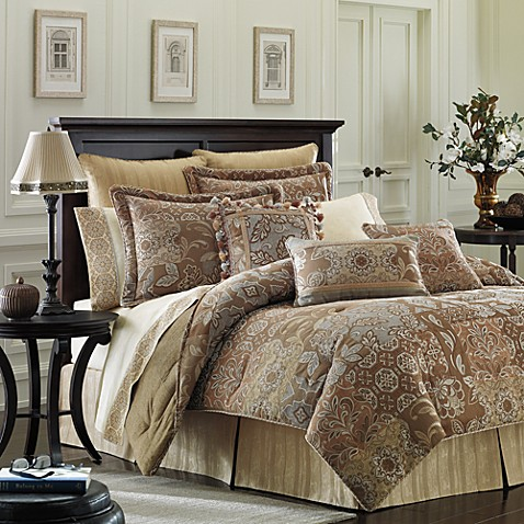 Croscill Heston Comforter Set Bed Bath Amp Beyond