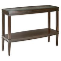 Madison Park Signature Dunkin Console in Morocco Brown