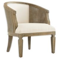 Linon Home Asher Kensington Chair in Grey