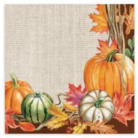 Creative Converting 48-Pack Harvest Wreath Napkins