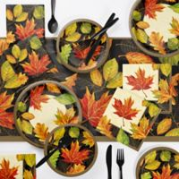 Creative Converting™ 73-Piece Elegant Fall Party Supplies Kit