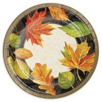 Creative Converting™ 24-Pack Elegant Fall Paper Plates