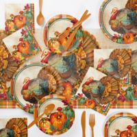 Creative Converting™ 73-Piece Traditional Thanksgiving Party Supplies Kit