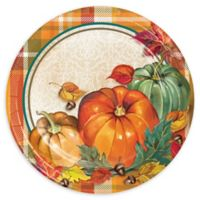 Creative Converting™ Traditional Thanksgiving 24-Pack Dessert Paper Plates
