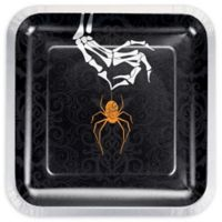 Creative Converting™ 24-Count Halloween Spider Paper Plates