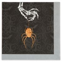 Creative Converting™ 48-Count Halloween Spider Napkins
