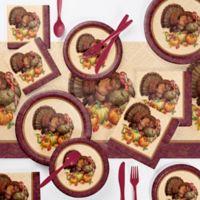 Creative Converting™ 73-Piece Thanksgiving Turkey Party Supplies Kit