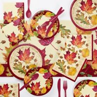 Creative Converting™ 73-Piece Fall Leaves Party Supplies Kit
