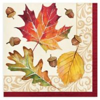 Creative Converting™ 48-Pack Fall Leaves Napkins