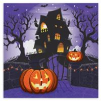 Creative Converting™ 48-Count Haunted House Halloween Napkins